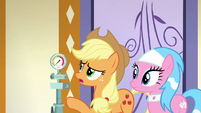 "Applejack ""if you're not gettin' enough steam"" S6E10"