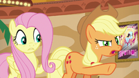 Applejack --for anypony but them!-- S6E20