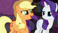Applejack -you bet your boots we will!- S5E16