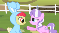 Diamond Tiara taunts Apple Bloom 2 S2E12