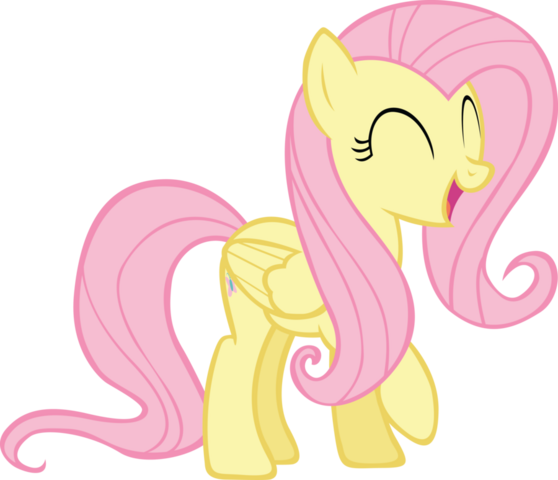 File:FANMADE Happy Fluttershy.png