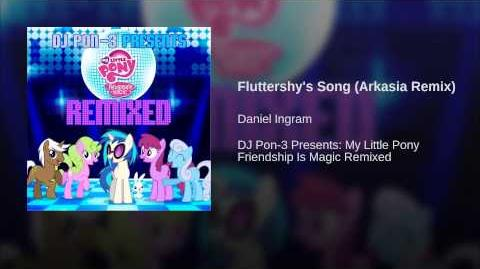 Fluttershy's Song (Arkasia Remix)
