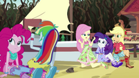 """Fluttershy """"Why do these kinds of things..."""" EG4"""