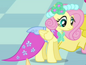Fluttershy bridesmaid ID S2E26