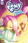 Friends Forever issue 36 cover RI