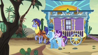 Hoo'Far -you two were clearly making it up- S8E19