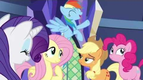 Italian My Little Pony Make This Castle A Home - Reprise HD
