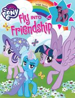 My Little Pony Fly into Friendship cover