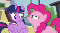 Pinkie Pie -what are you doing-- S4E22
