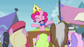 Pinkie Pie wearing two crowns S4E22.png