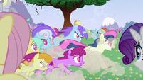 Ponies running S2E03