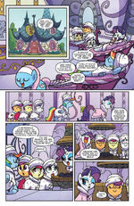Ponyville Mysteries issue 4 page 1