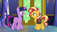 "Princess Twilight ""want to see each other"" EGFF"