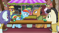 "Rainbow ""I could never be friends with somepony"" S6E13"