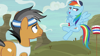 """Rainbow """"some ponies can do it all"""" S9E6"""