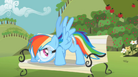 "Rainbow Dash ""You got it"" S2E03"