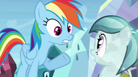 Rainbow Dash -crushing wave of disappointment- S03E12