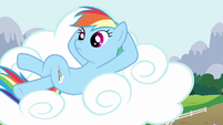 Rainbow Dash is that S2E23