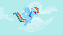 Rainbow Dash she dares S2E8
