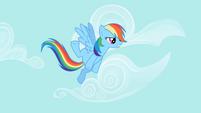 Rainbow Dash she dares S2E8