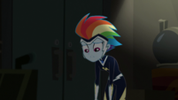 Rainbow Dash slumping with fatigue EGS2