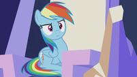 Rainbow expression S5E8