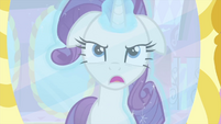 "Rarity ""oh, come on, mane!"" MLPS1"