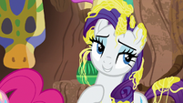 Rarity -I can't tell you how worried I was- S7E19