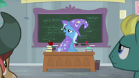 """Trixie """"the comfort of the classroom"""" S9E20"""