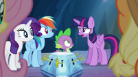Twilight -I think we have to do this together!- S4E26