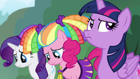 Twilight still disbelieving S4E10