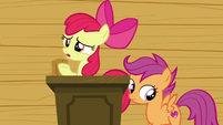 AB --I know our cutie marks are amazing-- S6E4