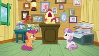Apple Bloom start bawling S9E12