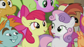 Apple Bloom suggesting a monster attack S5E9.png