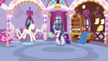 Both Rarity and Pinkie happy S5E14.png