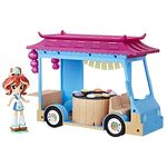 Equestria Girls Minis Sunset Shimmer Rollin' Sushi Truck set back