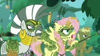 Fluttershy --Why would she ever trust you-!-- S5E26