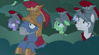Ironhead and Royal Legion worried about Flash Magnus S7E16