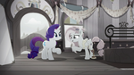 Kerfuffle praises Rarity Rainbow Roadtrip