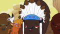 Little Strongheart and Chief Thunderhooves Before the Stampede S1E21.png