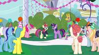 Moon Dancer -let's party!- S5E12