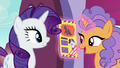Nasal Pony asks about the Princess Dress S5E14.png