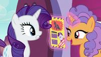 Nasal Pony asks about the Princess Dress S5E14