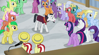Neighsay -in a pony-first environment- S8E16