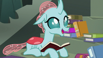 Ocellus -I remembered it from class- S8E2