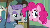 Pinkie Pie 'Told you she was super honest' S4E18