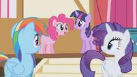 Pinkie Pie -she seemed fine to me- S1E04