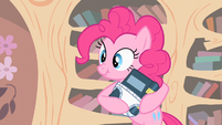Pinkie Pie means it S2E13