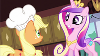 Princess Cadance squee! S2E25