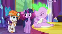"""Rarity """"B-b-but the Dragon Lands are full of..."""" S6E5"""